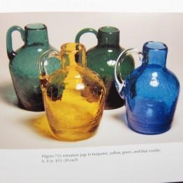 Pilgrim miniature jugs